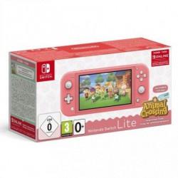 Nintendo switch lite coral/...