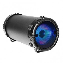 Soporte refrigerante mars gaming mnbc3 - para portátiles hasta 17.3'/43.9cm - 4*ventiladores 12cm - iluminación rgb flow - 2*usb