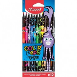 Lápices maped color'peps...