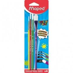 Pinceles maped color'peps...