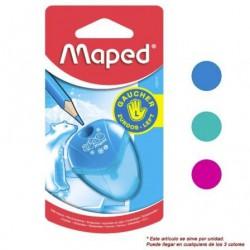Sacapuntas maped i-gloo...