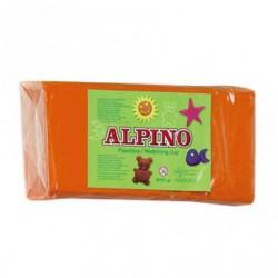 Plastilina alpino modelling...
