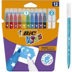 Rotuladores bic kids magic...