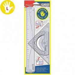 Rotulador de tiza líquida apli 13954 - punta redonda 5.5mm - fácil borrar - secado rápido - color blanco