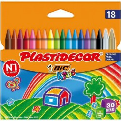 Rotuladores stamps apli kids 16807 - 10 unidades doble punta (redonda/sello) - colores surtidos - para niños a partir de 3 años