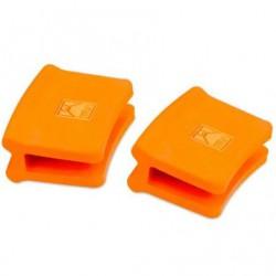 Caja de 45 gomas de borrar miga de pan flexible para uso escolar, colores surtidos con dibujos milán 445