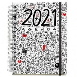 Agenda anual 2021 miquel...