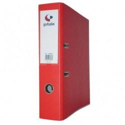Auriculares grab'n go gng-239 rojo - micrófono - control de volumen - crystal box