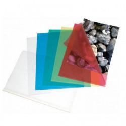 Libreta oxford europeanbook 1  azul pastel a4+ - tapa extradura - 80 hojas  - rayado cuadricula 5*5 - 90gr