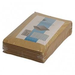 Recambio oxford cuaderno a4+ rojo - 80 hojas - 4 taladros - cuadricula 5*5