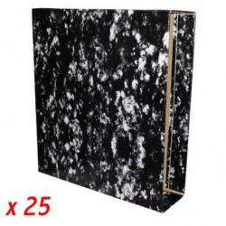 Pack 6 libretas sam pacsa flexipac 20056 -  a4 - 48 hojas - papel blanco 90gr - cuadricula 4x4 - colores surtidos -