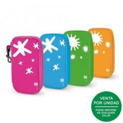 Atornillador casals vclixs36s - reversible - 230 rpm - 3 luces - batería litio 1300mah - soft bag + 27 accesorios en